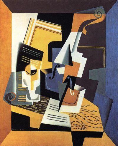 I Love Cubism | Juan Gris