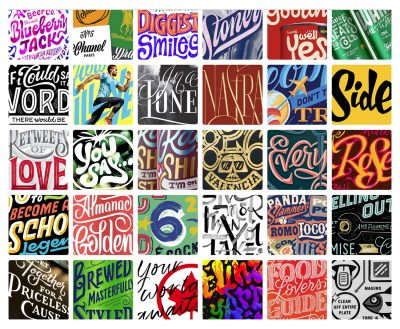 Amazing Typographic Projects by Erik Marinovich