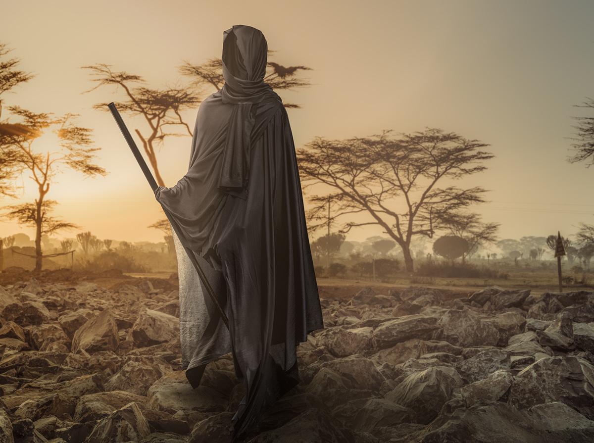 Osborne Macharia, Black in Sudan
