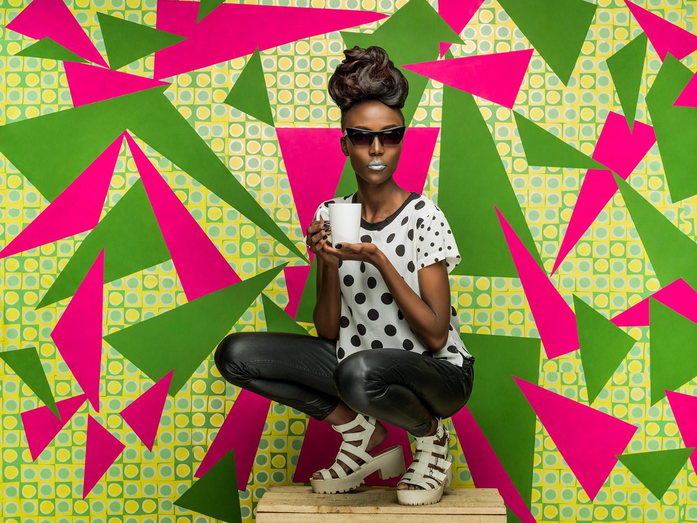 Osborne Macharia, Color Cafe