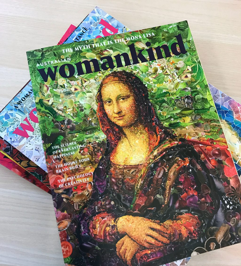 12 Women – 12 Portraits for Womankind magazine