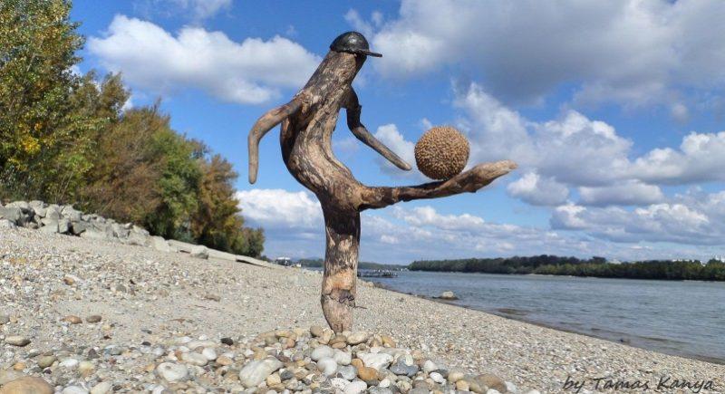 land art by Tamás Kánya