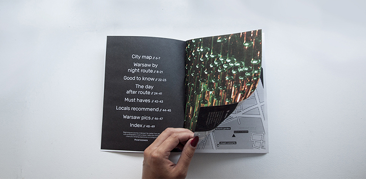 Warszawex an alternative city guide