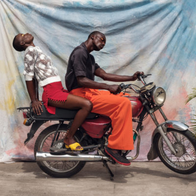 Nigerian photographer William Ukoh