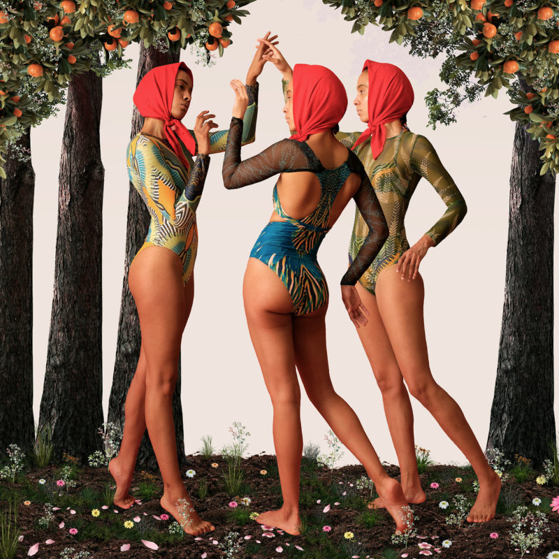 william ukoh-The Three Graces