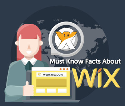 MUST KNOW FACTS ABOUT WIX (INFOGRAPHIC)