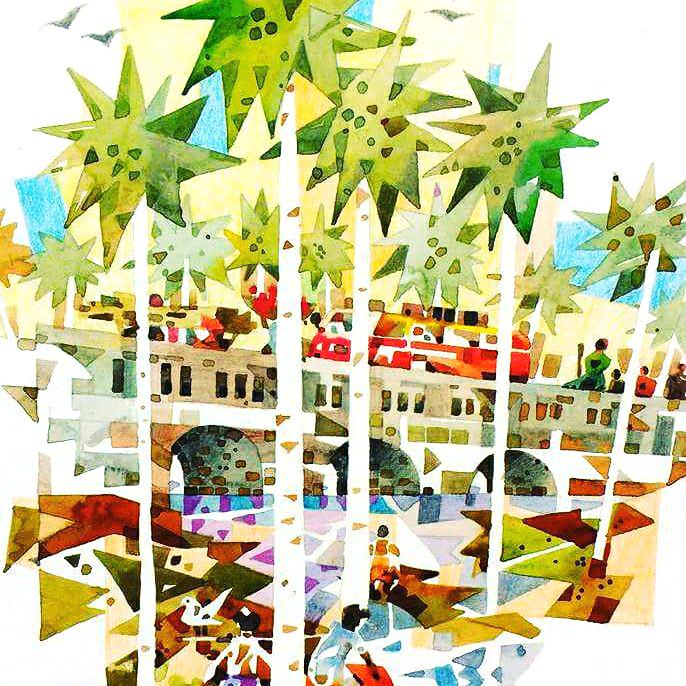 Anant Kulkarni Illustrator