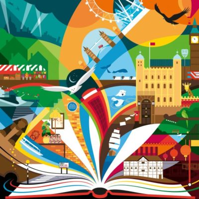Competition Call for Entries The Poster Prize for Illustration 2019: London Stories