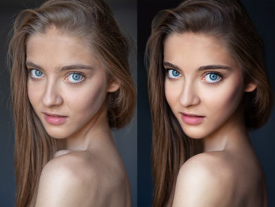 Portrait Retouching Tips for Amateur Photographers