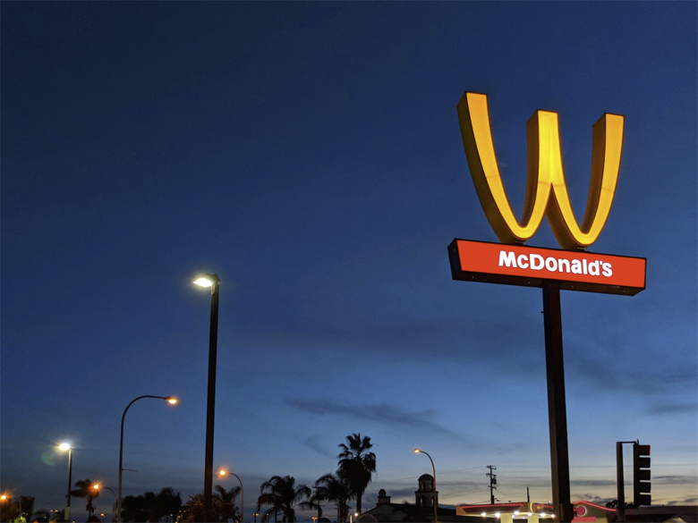 McDonald's female version
