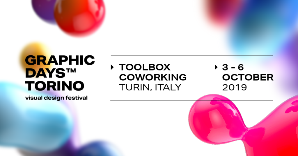 Graphic Days Torino. Visual Design Festival