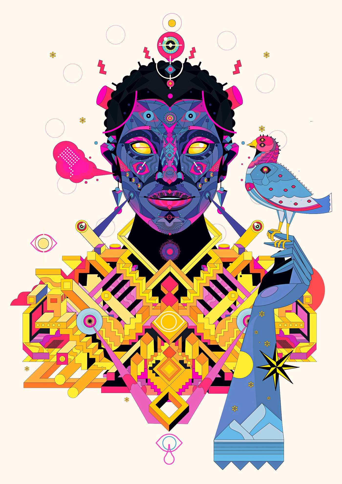 Faces by Yo Az