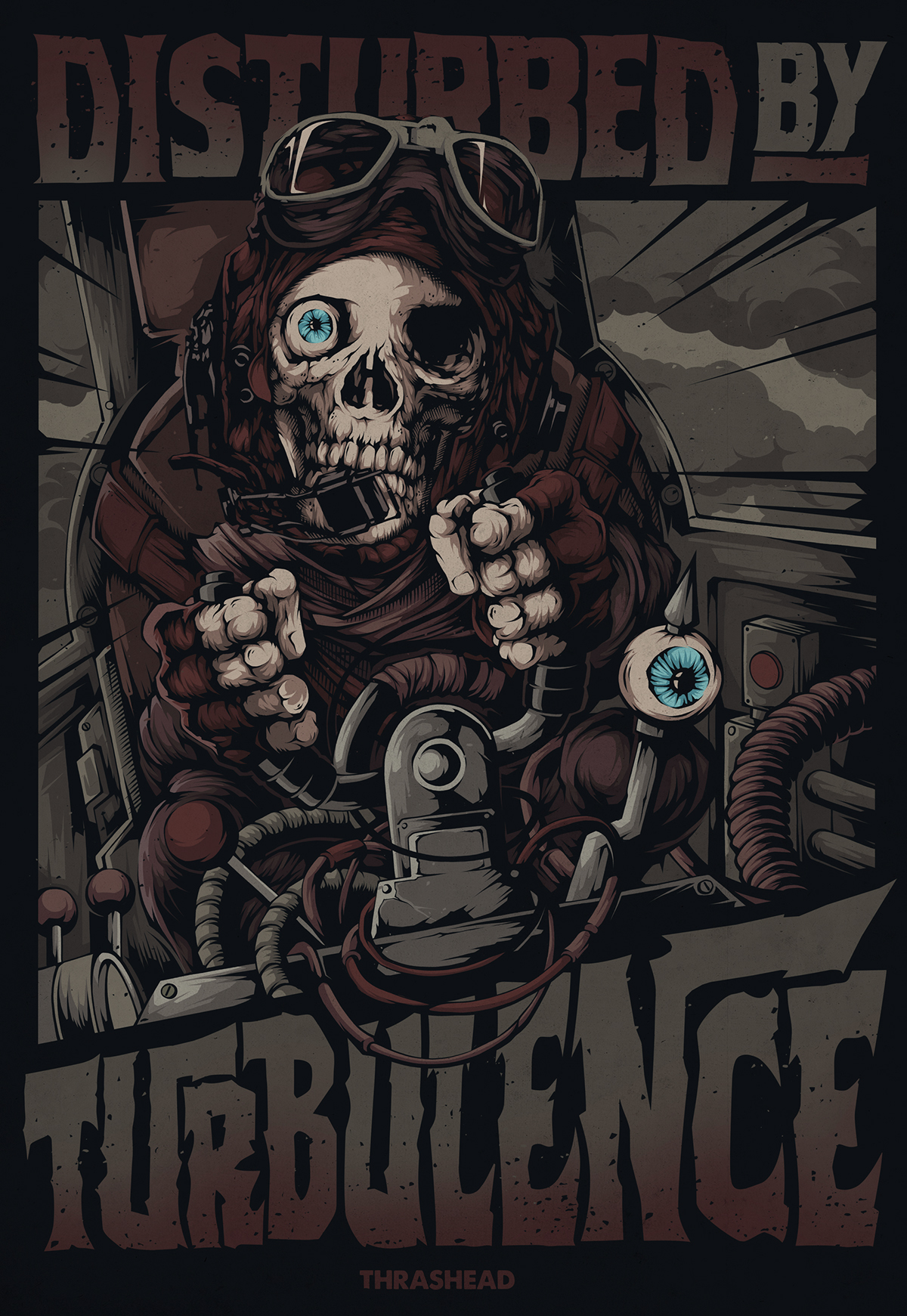 Turbulence by Thrashead